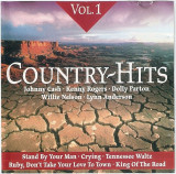 CD Country~Hits ~ Vol. 1: Kenny Rogers, Roger Miller, Johnny Cash