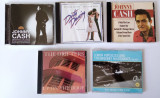 Muzica 5x5: Johnny Cash, Dirty Dancing, The Drifters, Rock and roll compilatie, CD