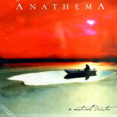 Anathema A Natural Disaster reissue (cd)