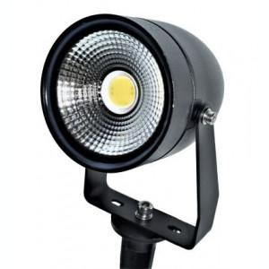 SPOT LED EXTERIOR 15W 6400K ALB RECE