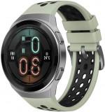Smartwatch Huawei Watch GT 2e, Procesor Kirin A1, Display AMOLED 1.39inch, 16MB RAM, 4GB Flash, Bluetooth, GPS, Carcasa Otel, Bratara Fluoroelastomer