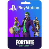 Fortnite The Last Laugh Bundle PS4