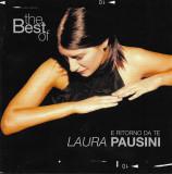CD - Laura Pausini – The Best Of Laura Pausini E Ritorno Da Te
