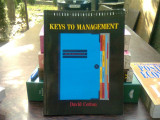 Keys to management - David Cotton (chei catre conducere)
