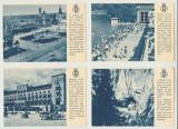 1935 Lot 18 carti postale ilustrate Romania Societatea Oficiala de Turism S.A.R.