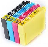 Se 4 cartuse compatibile Epson 29XL T2991XL T2992XL T2993XL T2994XL