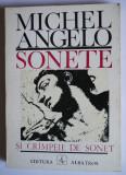 Michelangelo - Sonete și crâmpeie de sonet (trad. C. D. Zeletin)