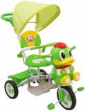 Tricicleta ratusca Baby Mix verde