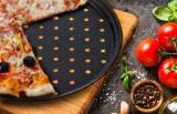 Tava Pizza Perforata 28 X 1.4 Cm