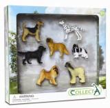 Set 7 figurine Câini – Collecta