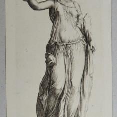 """Jan de Bisschop """"Signorum Veterum Icones"""" gravura veche 1672-1689"""