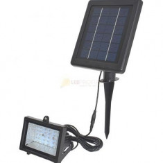 PROIECTOR LED 2.5W CU PANOU SOLAR