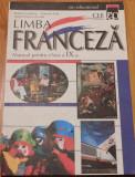 Limba franceza manual pentru clasa a IX a de Steluta Coculescu