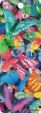 Semn de carte 3D - Butterfly Magic