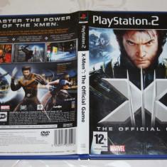 [PS2] X-Men The Official Game - joc original Paystation 2