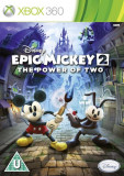 Epic Mickey 2 The Power Of Two XB360