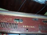 radio vechi carcasa lemn UNIVERS-INCOMPLET-pt.PIESE,radio colectie,T.GRATUIT