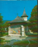 CPIB 16606 CARTE POSTALA - BISERICA VORONET, Necirculata, Fotografie