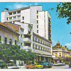 Bnk cp Satu Mare - Hotel Aurora - necirculata - marca fixa, Printata