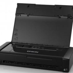 Imprimanta inkjet color portabila epson wf-100w dimensiune a4 viteza 7ppm