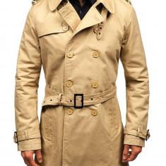 Palton bărbați bej Bolf 5710
