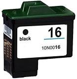 Cumpara ieftin Cartus negru compatibil Lexmark 16 Lexmark-16 ( Cartusele Lexmark16 10N0016 -...