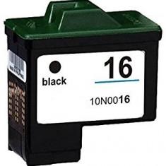 Cartus negru compatibil Lexmark 16 Lexmark-16 ( Cartusele Lexmark16 10N0016 -...