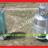Cazan pt Tuica,De Inox,60 de litri+Focar+Serpentina+Teva de leg+Vas ap, Kidzzcast