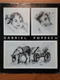GABRIEL POPESCU- EXPOZITIE RETROSPECTIVA, BUC. 1969