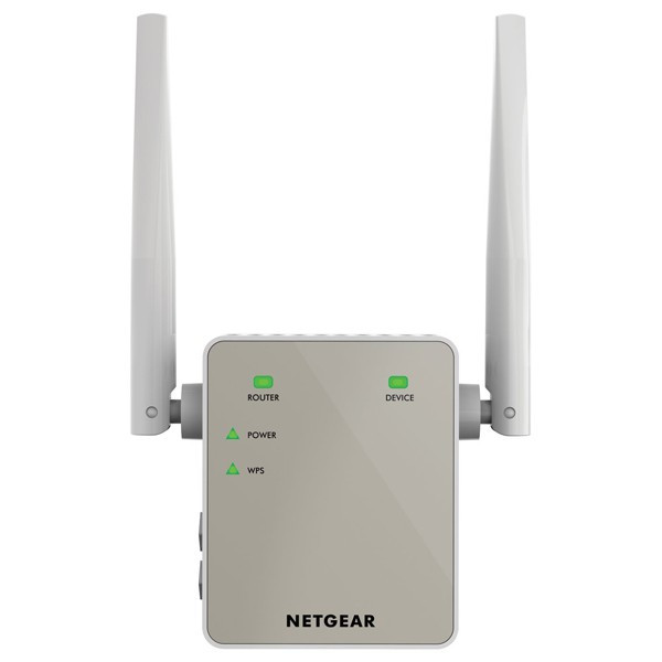 NETGEAR EX3700 Acces Point Wireless Wifi Range Extender AC750 dual band router