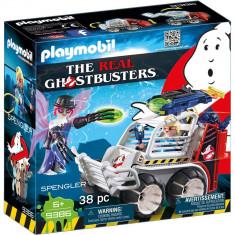 Playmobil Ghostbuster - Spengler si masinuta