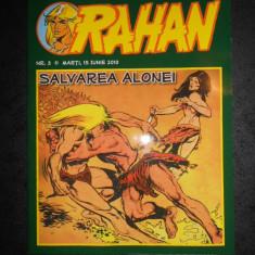 RAHAN - SALVAREA ALONEI (Colectia Adevarul, Nr. 3, benzi desenate)