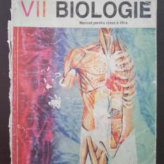 BIOLOGIE - Manual pentru clasa a VII-a - Florica Tibea