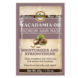 Cumpara ieftin Masca premium pentru par Difeel din Ulei de Macadamia pentru intarirea si hidratarea firului de par, 50 g