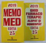 MEMO MED ED. 25 de DUMITRU DOBRESCU , LILIANA DOBRESCU , SIMONA NEGRES , RUXANDRA McKINNON , 2019