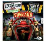 Joc Escape Room, extensie Mister in parcul de distractii