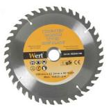 Cumpara ieftin Disc pentru fierastrau circular tip TCT, taiere lemn Wert W2540-180, O180 mm