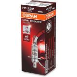Bec Osram H1 12V 55W Night Breaker Silver +100% 64150NBS