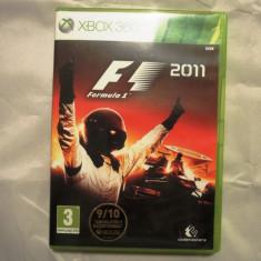 Formula 1 2011, F1, xbox360, original! Alte sute de jocuri!, Curse auto-moto, 3+, Single player