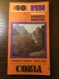Colectia Muntii Monstri Nr.40: Cozia (fara harta) [1987]