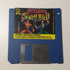 Joc AMIGA Second Samurai - DEMO - G
