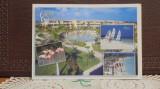 CUBA - STATIUNEA CAYO COCO - PANORAMA IN 4 VEDERI - CIRCULATA, TIMBRATA, Fotografie