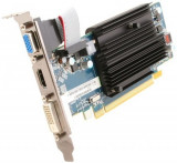 Placa Video Sapphire Radeon HD 6450, 2GB, DDR3, 64 bit, DVI, HDMI, VGA, PCI-E 2.0