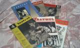 TEATRUL 1958/9;1960/12;1962/11;1964/4;1974/5;1978/8