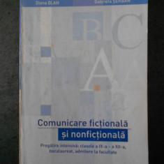 A. GRIF, D. OLAH, I. ENESCU, G. SERBAN - COMUNICARE FICTIONALA SI NONFICTIONALA