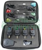 Set 4 Senzori cu Statie Si 4 Swingeri MK-M3 Valigeta Model 2018
