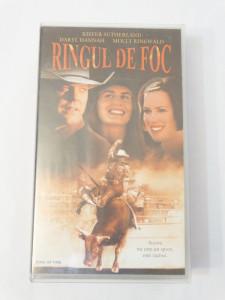 Caseta video VHS originala film tradus Ro - Ringul de Foc