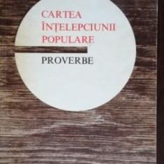 Cartea intelepciunii populare. Proverbe