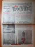 ziarul flacara 19 ianuarie 1990-interviu doina cornea si victor surdu