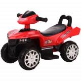 Masinuta ATV Electrica 6V Rosu